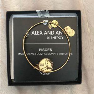 Alex and Ani Pisces bracelet